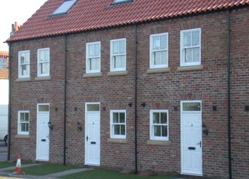 Thumbnail 3 bed town house to rent in Barnby Moor, Retford