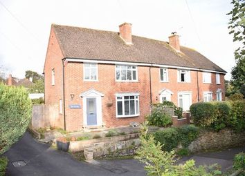 Thumbnail 3 bedroom end terrace house to rent in Skinners Close, Cheese Lane, Sidmouth