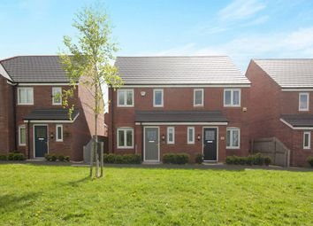 Thumbnail 2 bed semi-detached house for sale in Applemint Close, Broadheath, Altrincham