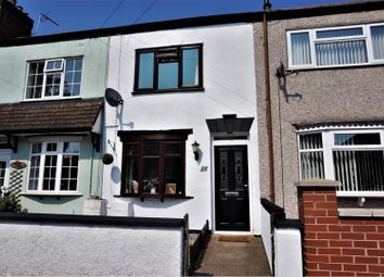 Thumbnail 2 bed terraced house for sale in Lutterworth Road, Burbage