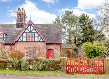 Thumbnail 1 bed semi-detached house for sale in Stone House Lane, Peckforton, Tarporley, Cheshire