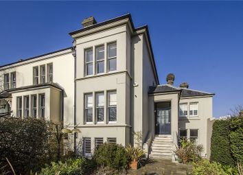 Thumbnail 5 bed semi-detached house for sale in Clapham Common North Side, London