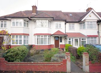 Thumbnail 4 bed terraced house for sale in Mayfield Avenue, North Finchley