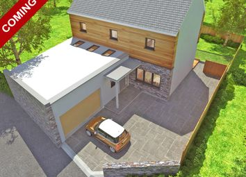 Thumbnail 4 bed detached house for sale in Tideford Road, Landrake, Saltash, Cornwall