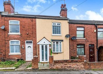 Thumbnail 2 bed terraced house to rent in Station Road, Woodville, Swadlincote