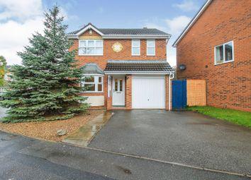 Thumbnail Detached house for sale in Jacks Walk, Hugglescote, Coalville