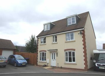 Thumbnail 5 bed detached house for sale in The Bramblings, Melksham