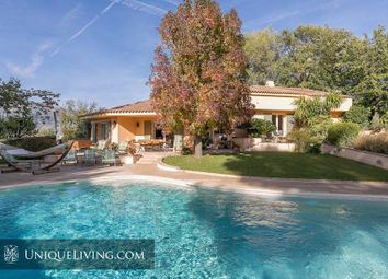 Thumbnail 4 bed villa for sale in Mouans-Sartoux, Mougins, French Riviera