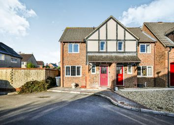 Thumbnail 3 bed end terrace house for sale in Catterick Close, Chippenham