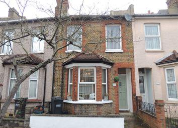 Thumbnail 2 bedroom terraced house to rent in Pemdevon Road, Croydon