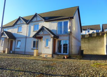 Thumbnail 2 bed flat for sale in 27 St Clair Way, Ardrishaig