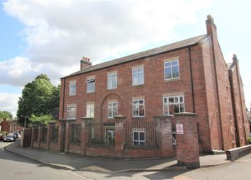 Thumbnail 2 bed flat for sale in Castlegate, Tutbury, Burton-On-Trent, Staffordshire