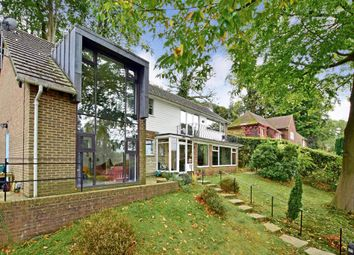 Thumbnail 4 bed detached house for sale in Elmhurst Drive, Dorking, Surrey