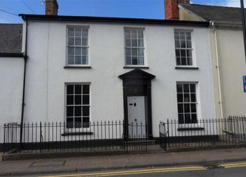 Thumbnail 3 bed terraced house to rent in Porthycarne Street, Usk, Monmouthshire
