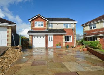 Thumbnail 4 bed detached house for sale in Copster Hill Close, Guide, Blackburn