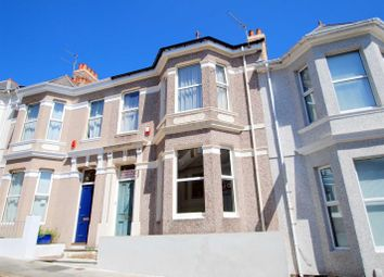 Thumbnail 3 bed detached house to rent in Grafton Road, Mutley, Plymouth