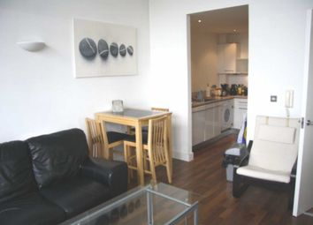Thumbnail 1 bed flat to rent in City Road East, Manchester