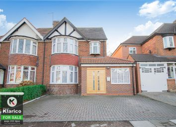 Thumbnail 5 bed semi-detached house for sale in Sarehole Road, Hall Green, Birmingham