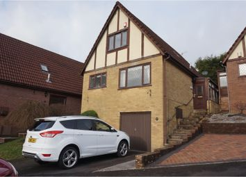 Thumbnail 3 bed detached house for sale in Llwyncelyn Park, Porth