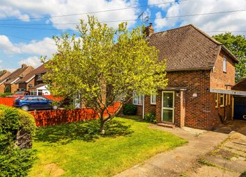 Thumbnail 3 bed semi-detached house for sale in Bremner Avenue, Horley, Surrey