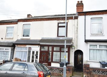 Thumbnail 3 bed terraced house for sale in Towyn Road, Moseley, Birmingham