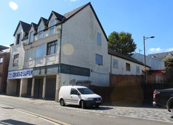 Thumbnail Commercial property for sale in 47-49 High Street, Bargoed, Caerphilly