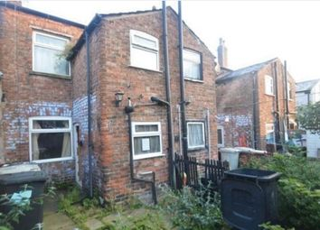 Thumbnail 3 bed terraced house for sale in Crossall Street, Macclesfield