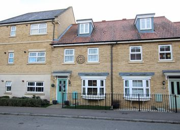 Thumbnail 3 bedroom terraced house for sale in Canon Road, Flitch Green, Dunmow, Essex