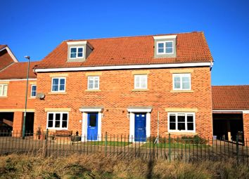 Thumbnail 4 bed semi-detached house for sale in Comets Garth, Darlington
