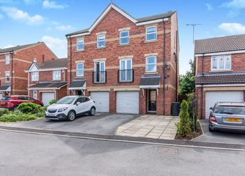 3 bed detached house for sale in Shuttle Close, Rossington, Doncaster, South Yorkshire DN11