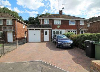 Thumbnail 3 bedroom semi-detached house for sale in Overdown Road, Tilehurst, Reading, Berkshire