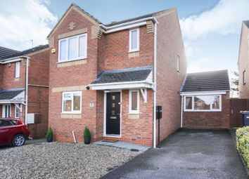 Thumbnail 3 bed detached house for sale in Banbury Close, Wellingborough