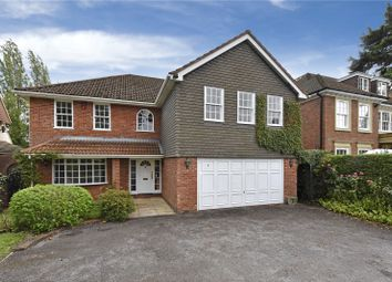 Thumbnail 5 bed detached house to rent in Burkes Road, Beaconsfield, Buckinghamshire