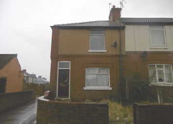 Thumbnail 2 bed end terrace house for sale in 44 Manor Road, Askern, Doncaster, South Yorkshire