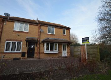 Thumbnail 3 bed end terrace house for sale in Teasel Walk, Locking Castle, Weston-Super-Mare