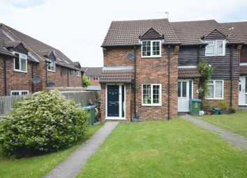 Thumbnail 2 bed semi-detached house to rent in Badgers Meadow, Wendover, Aylesbury