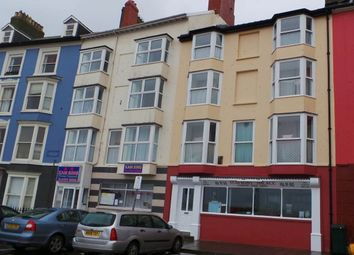 Thumbnail 1 bed flat to rent in First Floor Flat 5C Marine Terrace, Aberystwyth, Ceredigion