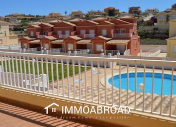 Thumbnail 4 bed property for sale in Calp, Alicante, Spain