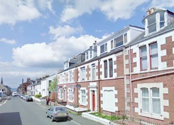 Thumbnail 1 bed flat for sale in 99, Nelson Street, Flat 0-1, Largs KA309Jf
