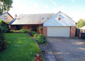 Thumbnail 4 bed detached house for sale in Cefn Bychan Road, Pantymwyn, Flintshire