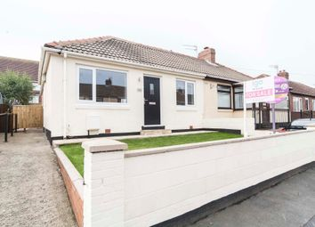 Thumbnail 2 bed bungalow for sale in Hardwick Street, Blackhall Colliery, Hartlepool