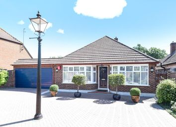 Thumbnail 3 bed detached bungalow for sale in Cadbury Road, Sunbury-On-Thames