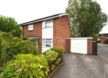 Thumbnail 3 bedroom end terrace house for sale in Trenchard Road, Holyport, Maidenhead