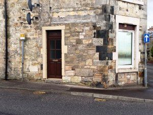 Thumbnail 1 bed flat to rent in Main Street, Fife