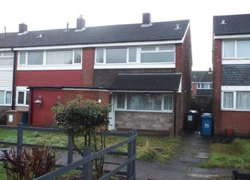 Thumbnail 3 bed property to rent in Thistledown Avenue, Burntwood