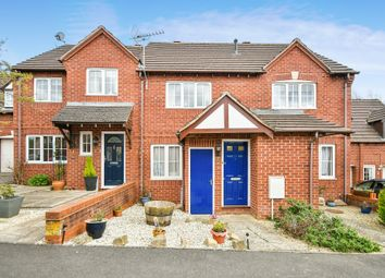 Thumbnail 2 bed terraced house for sale in Stenbury Close, Swindon