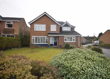 Thumbnail 4 bed detached house for sale in Moorfield Road, Holbrook, Belper