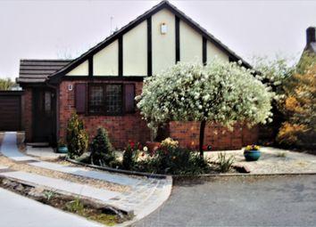 Thumbnail 2 bed detached bungalow for sale in Celandine Close, Milton, Stoke On Trent