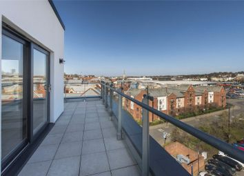 Thumbnail 2 bedroom flat for sale in Wherry Road, Norwich, Norfolk