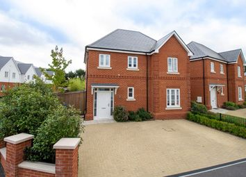Thumbnail 3 bed detached house for sale in Ewshot Gardens, Church Crookham